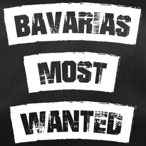 Bavarias Wanted! Bayrisch funny! - Duffel Bag