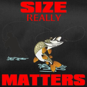 SIZE REALLY MATTERS - Duffel Bag