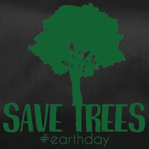 Earth Day / Earth Day: Save Trees #earthday - Duffel Bag
