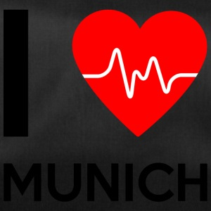 J'aime Munich - I love Munich - Sac de sport