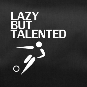 Lazy But Talented - Sporttasche