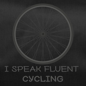 Bike: I speak fluent cycling - Duffel Bag
