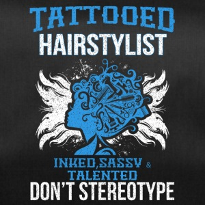 TATTOOED HAIRSTYLIST - Sporttasche