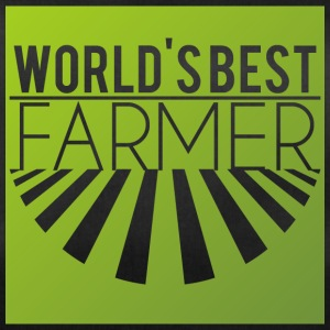 Farmer / Farmer / Farmer: World's Best Farmer - Duffel Bag