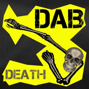 DAB DEATH YELLOW / Yellow dab of death - Duffel Bag