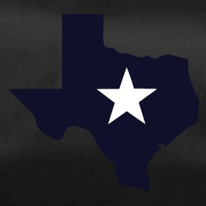 TEXAS State Outline Star - Sporttasche