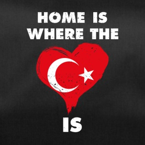 Home is where your heart is Turkey - Duffel Bag