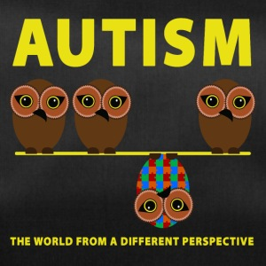 Autism the world from a different perspective - Duffel Bag