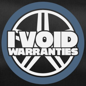 Mechanic: I void warranties. - Duffel Bag
