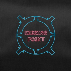 Kissing Point blue and pink - Duffel Bag