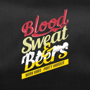 Blood Sweat and Beers - Sporttasche