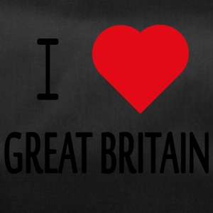 I Love Great Britain - Sporttasche