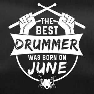 The best drummers were born in June - Duffel Bag