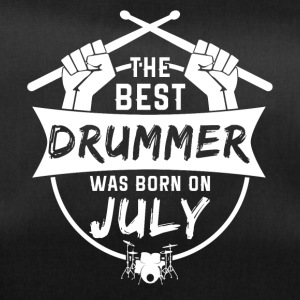 The best drummers were born in July - Duffel Bag