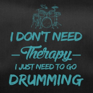 Drums play as a therapy - Duffel Bag