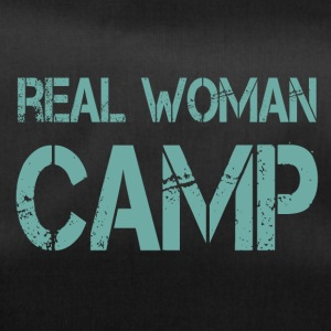 REAL WOMAN CAMP - Sporttasche