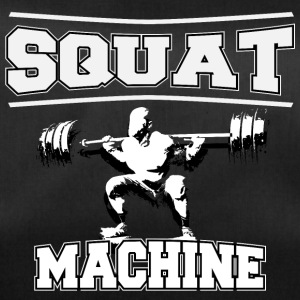 SQUAT MACHINE - Sporttas