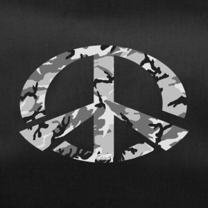 Peace - Snow Camo Edition - Torba sportowa