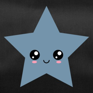 Star Kawaii, Gesicht, Manga, Comic, Comics, Anime, - Sporttasche