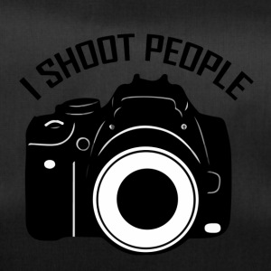 I shoot people - Sporttasche