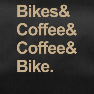 BIKE & COFFEE - Duffel Bag