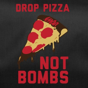 DROP PIZZA - Sporttasche