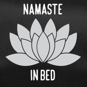 NAMASTE IN BED - Sportstaske