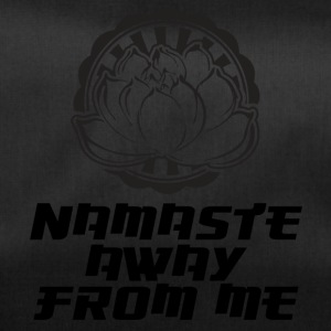 NAMASTE BLACK AWAY - Sporttas
