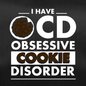 Cookie disturbance funny sayings - Duffel Bag