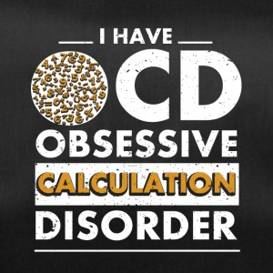 Calculation Disorder funny sayings - Duffel Bag