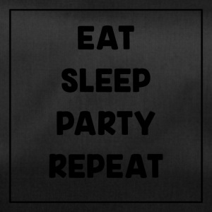 Eat, Sleep, Party, Repeat! - Duffel Bag