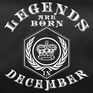 Legends desember født bursdagsgave Young - Sportsbag