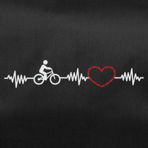 BIKE & HEART & LOVE - Torba sportowa