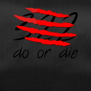 322 do or die crew neck - Sporttasche