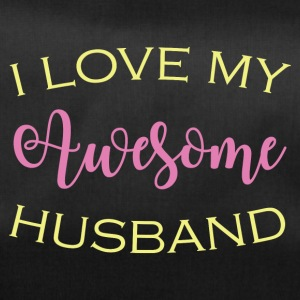 AWESOME HUSBAND - Sporttasche