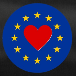 European Union EU Love Love - Duffel Bag