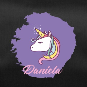 The Unicorn Daniela - suitable for giving away - Duffel Bag