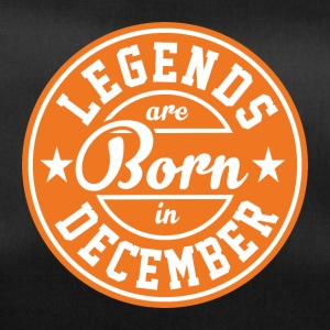 Legends desember født bursdagsgave Plaid - Sportsbag
