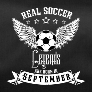 Soccer Legends! Verjaardag! september - Sporttas