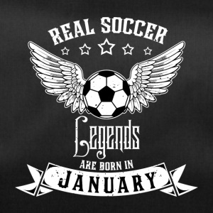 Soccer Legends Anniversary Birthday! januari januari - Sporttas
