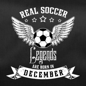 Soccer Legends! Verjaardag! december - Sporttas