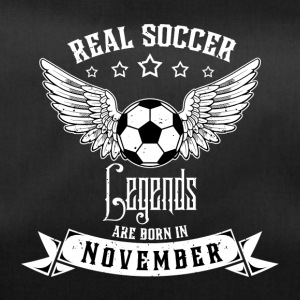 Soccer Legends! Verjaardag! november - Sporttas