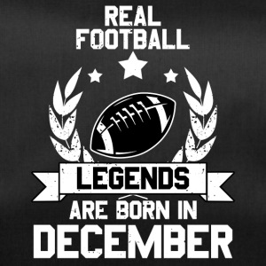 Football Legends! Verjaardag! december - Sporttas