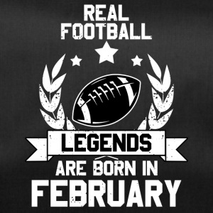 Football Legends! Verjaardag! februari - Sporttas