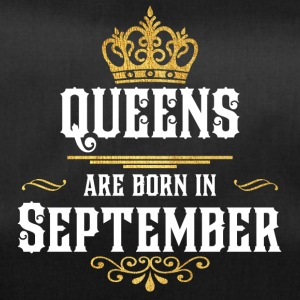 Queens Born September - Sporttasche