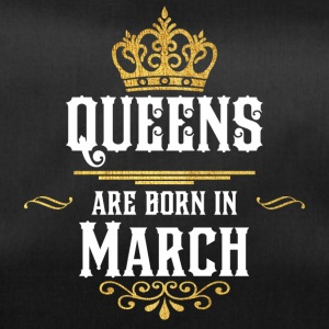 Queens Born mars! Happy Birthday! Mars! - Sportsbag