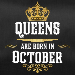 Queens Happy Birthday! October! - Duffel Bag