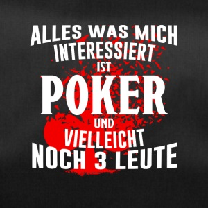 Poker Design - Sporttasche