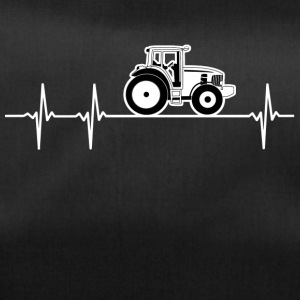 Farmer - Heartbeat tractor - Duffel Bag