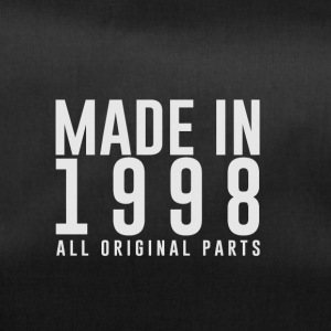 MADE IN 1998 - ALL ORIGINAL PARTS - Duffel Bag